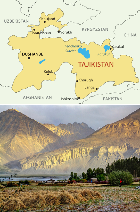 foto per art Tajikistan