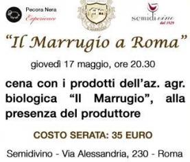 Il Marrugio a Roma
