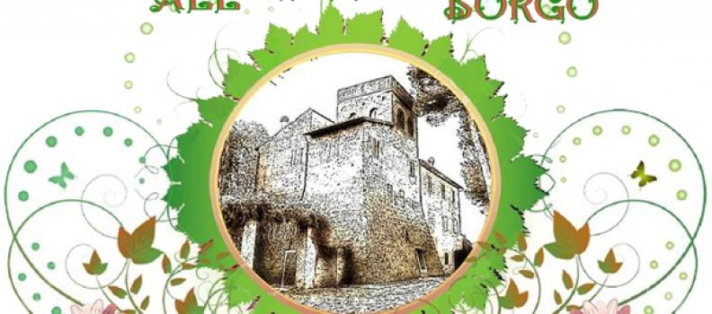 23 – 24 – 25 aprile, l'Antico Borgo La Commenda apre le porte alla Primavera con una mostra mercato florovivaistica e dell'artigianato
