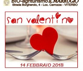 San Valetino 2018
