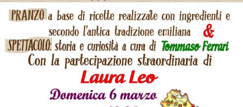 """Da Ragione in Regione"": EMILIA ""SE-MAGNA""."